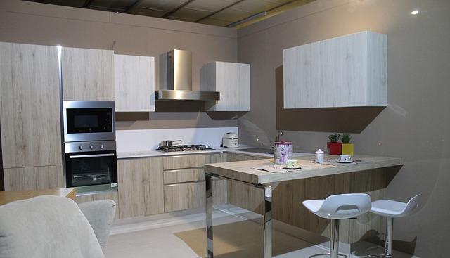 moderní kuchyn+ě