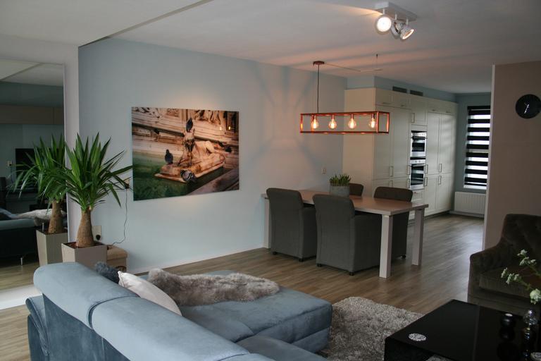 Štýlový interiér, bývanie