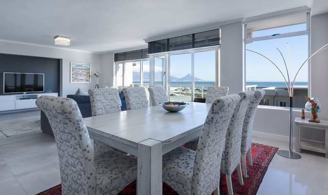 moderná jedáleň