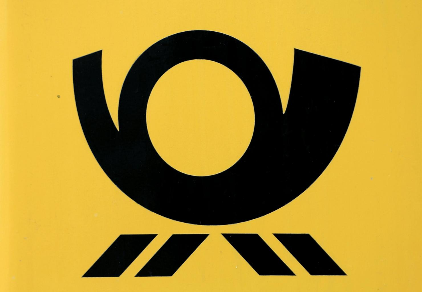 logo pošty